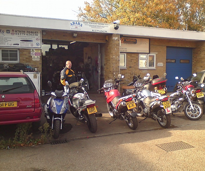 Abars Motorcycles, 14 Horsecroft Place, Harlow, Essex, CM195BU, United Kingdom